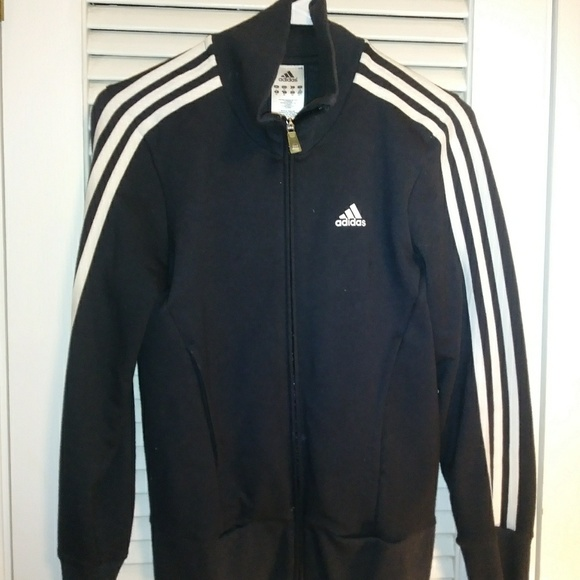 Adidas climacool pull over jacket